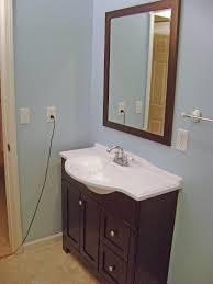 Vanity Bathroom Set How To Finish A Basement Bathroom Vanity Plumbing