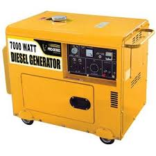 Amazoncom Buffalo Tools Pro Series 7000W Diesel Generator with