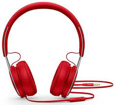 Купить <b>Наушники Beats EP</b> Red по выгодной цене в интернет ...