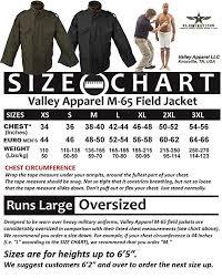 Valley Apparel M 65 Field Jacket