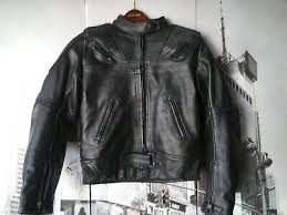 frank thomas las leather motorcycle