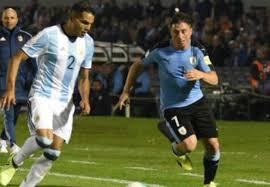 Resultado de imagem para uruguai x argentina