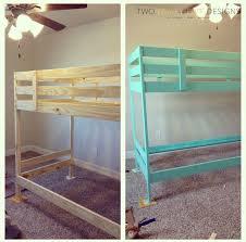 Best 25 Ikea bunk bed hack ideas on Pinterest  Ikea bunk beds kids Ikea  bunk bed and Kura bed hack