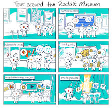 to the museum of reddit