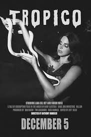 watch strange symbolic 27 minute video tropica from lana del ray