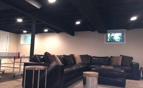 basement lighting options. Best Lighting For Basement Design . Options E