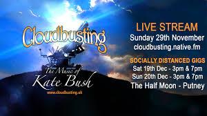 <b>Cloudbusting</b> - The Music Of <b>Kate Bush</b> - Главная | Facebook