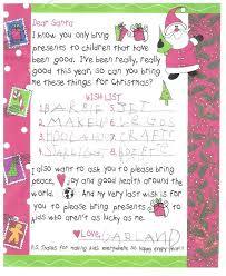 secret template santa letter to pas