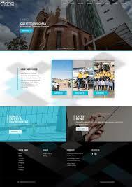 Web Design Toowoomba Qld Nrg Services Qld Website Design By Hello Hudson Webdesign