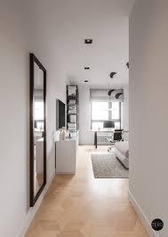 minimalist lighting. INSPIRING MINIMALIST APARTMENT SHINING WITH MID-CENTURY LIGHTING Mid-century Lighting Minimalist