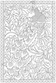Small Picture Desenhos para colorir e desestressar Baixe e Imprima Peacock