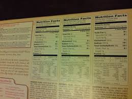 Miguel S Nutrition Chart Don Miguel Party Platter Nutrtion Facts Frugal Hotspot