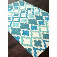 doylestown blue area rug 8x10 rugs navy sensation 7 ft x flat weave tribal pattern wool