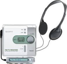 <b>SONY Walkman</b> 8GB headphone-integrated <b>NW</b>-<b>WS414</b> / L (<b>Blue</b> ...