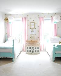 Cute Twin Girl Room Ideas Bedroom Decorating Photos Gorgeous ...