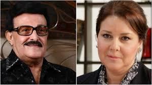 دلال عبد العزيز تتعافى من كورونا.. هل علمت بوفاة زوجها سمير غانم؟