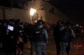 Türkiye genelinde Mescid-i Aksa protestoları