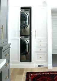 full size of bathroom layout with stackable washer dryer and in master stacked laundry closet ideas
