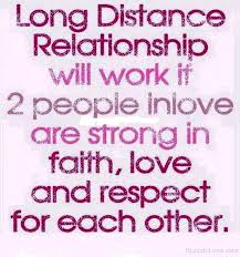 Beautiful Long Distance Relationship Quotes Best Of Long Distance Relationship Will Work