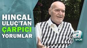 """Hıncal Uluç: """"Beşiktaş'ın Şampiyonluğunun Arkasındaki İsim Ahmet Nur  Çebi'dir"""" / A Spor / 20.05.2021 - YouTube"""