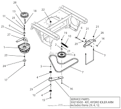 Gravely 992204 031000 039999 pro turn 260 parts diagram for rh jackssmallengines automatic transmission schematic
