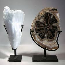 Mineral Display Stands Mineral Specimen Custom Display Stands Rock Displays 1