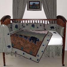 cool rustic crib bedding