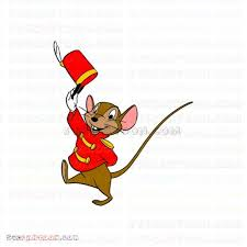 Free svg image & icon. Timothy Mouse Say Hi 2 Dumbo Svg Dxf Eps Pdf Png