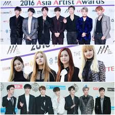 I Gaon Chart Music 2017 Arparis
