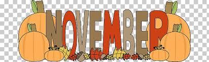 Image result for free november clip art