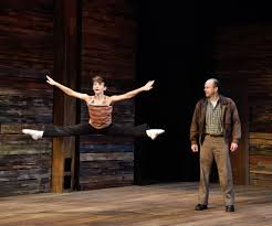 theater review billy elliot a star turn for year old news theater review billy elliot a star turn for 12 year old news com providence ri
