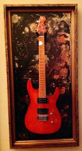 guitar wall display guitar wall display perfect guitar wall hanger new guitar display case copper s