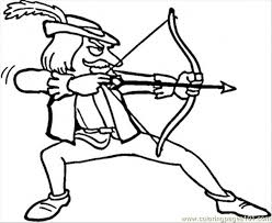 Small Picture Robin Hood Coloring Page Free Great Britain Coloring Pages