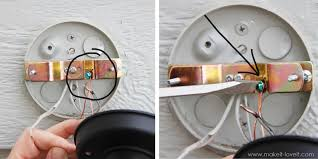 home improvement replacing outdoor light fixtures don t be bathroom light ground wire how