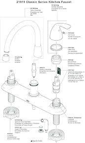 moen monticello shower parts bathroom faucet diagram kitchen schematic warranty
