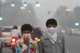 Image result for pollution in india