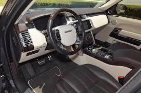 land rover interior 2014. 2014 land rover range 4wd 4dr sc autobiography click to see fullsize interior u