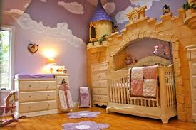 Of course my first suggestion for baby girl bedroom ideas is princesses