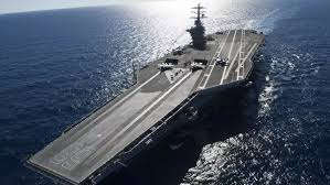 carrier ramp. for the low, low price of $13 billion, you could own this dangerously sexy beast. carrier ramp