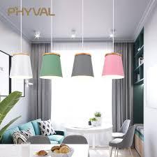 Holz Nordic Anhänger Lichter Für Home Beleuchtung Moderne Hängende