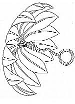 Download and print out this umbrella and leaves coloring page. The Umbrella Coloring Mural