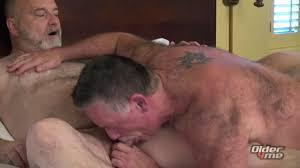 Older men gay porn videos