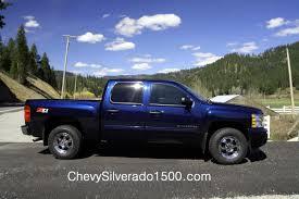 2011 Chevy Silverado Pictures