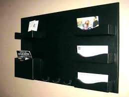 chalkboard wall hanging decorative organizer with booklet blackboard chalk