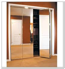 mirrored bifold closet doors. Mirrored Bifold Closet Doors Lowes Dress Interior B