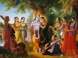 Radha Krishna Raslila Wallpaper ...
