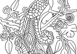 Free Peacock Coloring Page Mandalas Coloring Mandalas Free Peacock