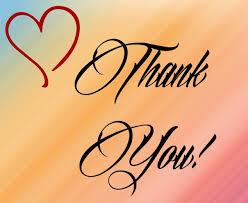 Image result for thank you with love