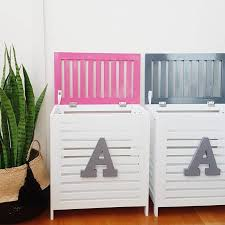 personalised toy box kmart