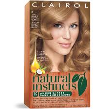 Clairol natural instincts blonde